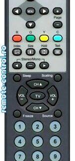 Telecomanda Funai NLC-2704 remote control