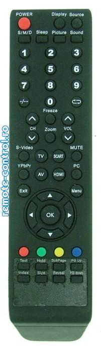 AXEN AXO22LIF2_remote-control.ro
