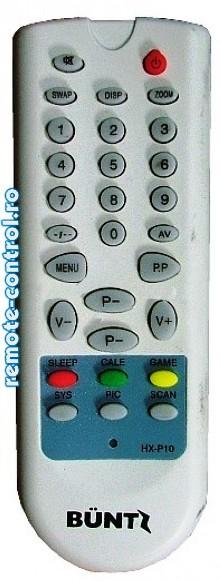 Telecomanda HX-P10 BUNT