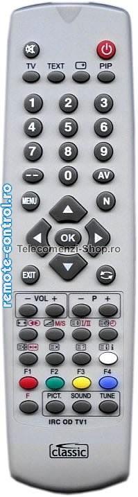 Telecomanda IRC-OD Classic remote control