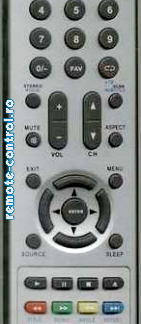 Lenko_DVT-1901_remote-control.ro