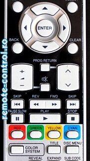 Telecomanda NF011RD DVD