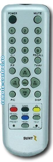 Telecomanda P02L Bunt STV-2193