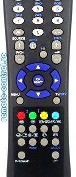Telecomenzi_RC1055_Vestel_remote-control.ro