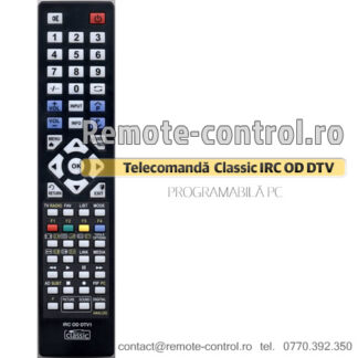 Telecomandă-Programabila-PC-classic-IRC-OD-DTV1-universal-remote-control-ro