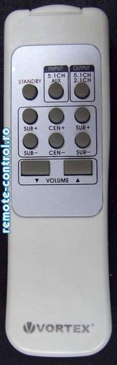 Telecomenzi 5.1 Vortex_remote-control.ro
