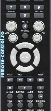 Telecomanda AKAI RC-ALD19-2200_remote-control.ro