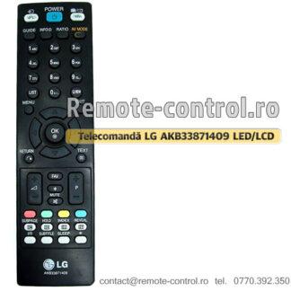 Telecomanda-AKB33871409-LG-LED-remote-control-ro