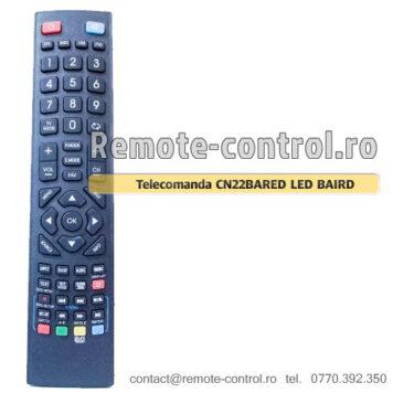 Telecomanda IR1114 LED TV BAIRD CN22BARED