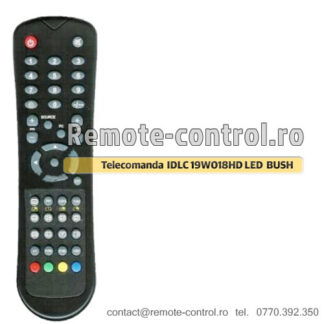 Telecomanda BUSH LED TV IDLC 19W018HD
