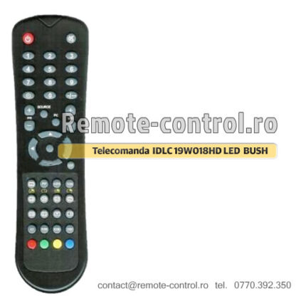 Telecomanda BUSH LED TV IDLC 19W018HD