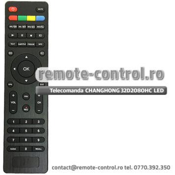 Telecomanda Changhong 32D2080HC