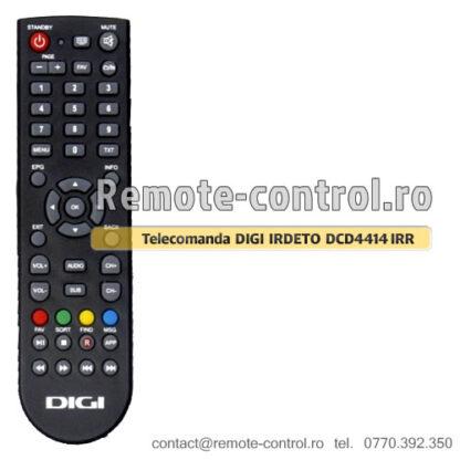 Telecomanda DIGI DCD4414 IRR