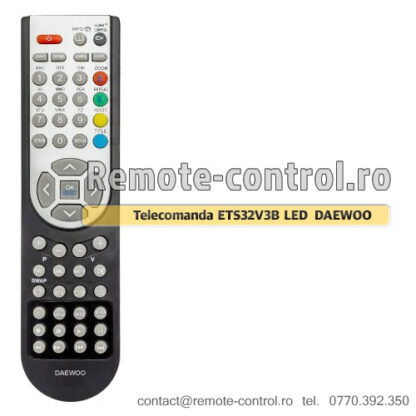 Telecomanda DAEWOO LED TV ETS32V3B
