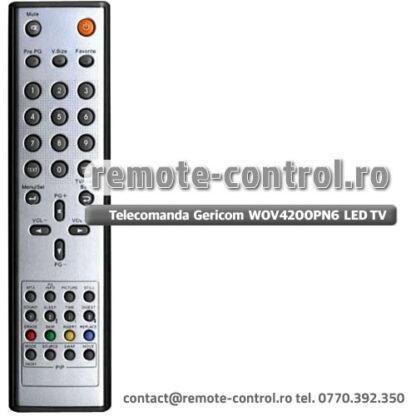 Telecomanda GERICOM model WOV4200PN6