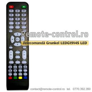 Telecomanda-Grunkel-LEDG1914S-remote-control-ro
