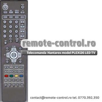 Telecomanda HANTAREX model PLEXI26