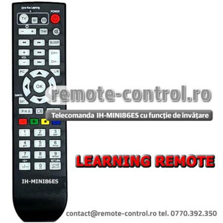 Telecomanda IH-MINI86ES Funtie de Invatare IHANDY