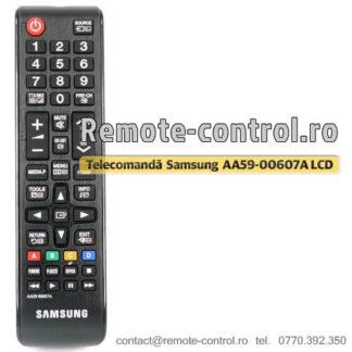 Telecomanda-LCD-Samsung-AA59-00607A-remote-control-ro