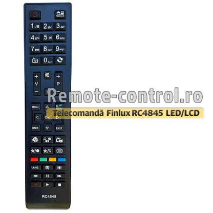 Telecomanda-LED-Finlux-RC4845-remote-control-ro