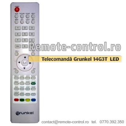 Telecomanda-LED-Grunkel-14G3T-remote-control-ro