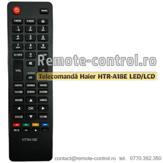 Telecomanda-LED-Haier-HTRA18E-remote-control-ro