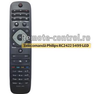 Telecomanda-LED-Philips-RC24225499-remote-control-ro