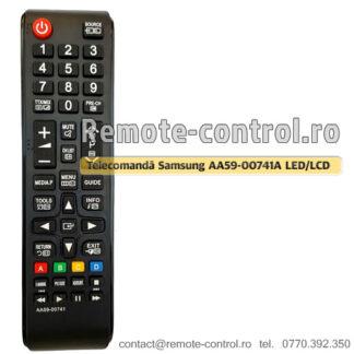 Telecomanda-LED-Samsung-AA5900741A-remote-control-ro