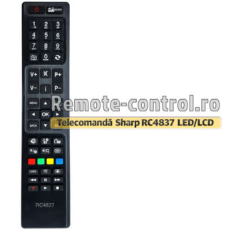 Telecomanda Sharp RC4837 LC-24DV250V