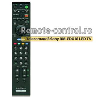 Telecomanda-LED-Sony-RMED016-remote-control-ro