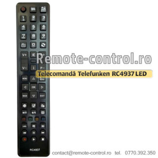 Telecomanda Telefunken RC4937 TFE-LED4000