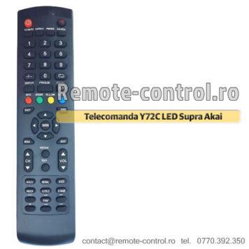 Telecomanda Y72C Supra Akai