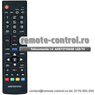 Telecomanda LG AKB73975702 47LA6200