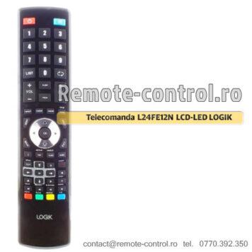 Telecomanda LED TV Logik L24FE12N