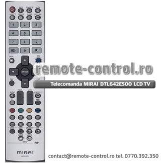 Telecomanda DTL642E500 MIRAI LCD TV