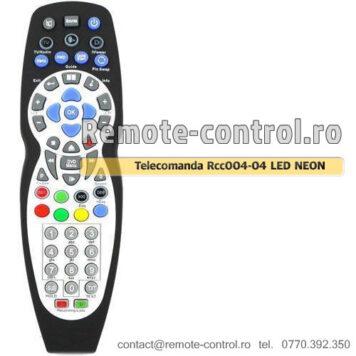 Telecomanda RCC004-04 LED 3D TV NEON LED HKD03