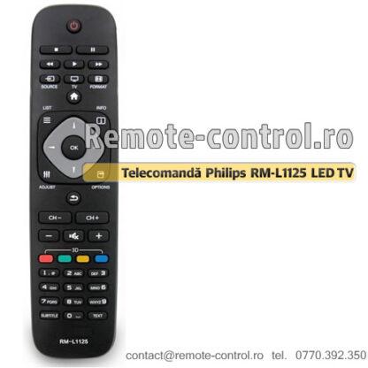 Telecomanda-Philips-RM-L1125-TV-LED-universala-remote-control-ro