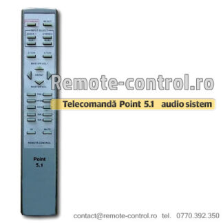 Telecomanda Point 5.1 HI-FI Sistem audio