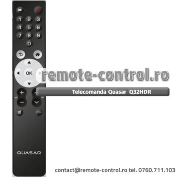 Telecomanda QUASAR Q32HDR