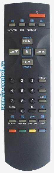 Telecomanda R23_remote-control.ro