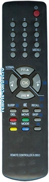 Telecomanda R28B03_remote-control.ro