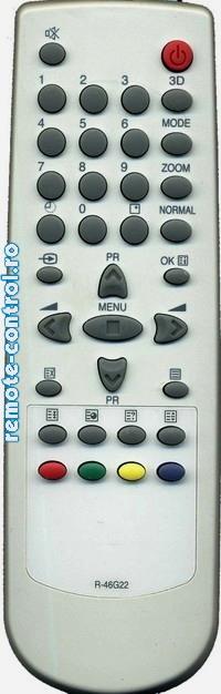 Telecomanda R46G22 Daewoo_remote-control.ro