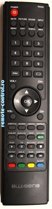 Telecomenzi RC042_BLUSENS_remote-control.ro