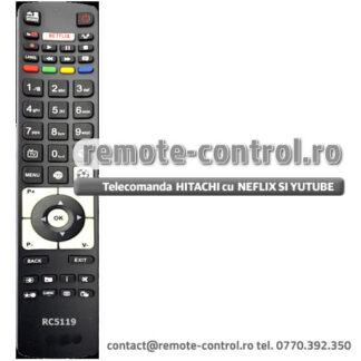 Telecomanda-RC5119-HITACHI-32HB1S66I-Netflix-Youtube-Sport-Remote-control-ro_500x500