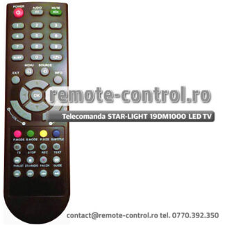 Telecomanda STAR-LIGHT 19DM1000 LED TV
