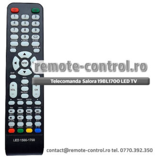 Telecomanda Salora LED1500-1700