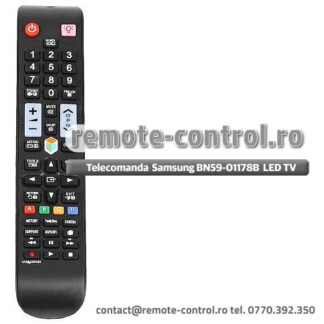 Telecomanda Samsung BN59-01178B UE28H4500 LED TV