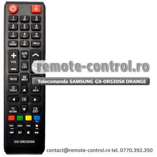 Telecomanda-Samsung-GX-OR530SK-Receptor-Orange-Remote-control-ro_500x500