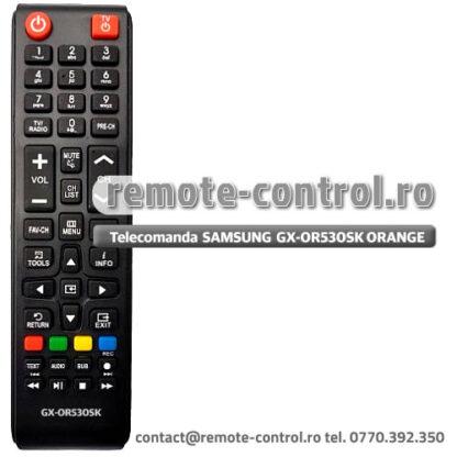 Telecomanda Samsung GX-OR530SK Receptor Orange