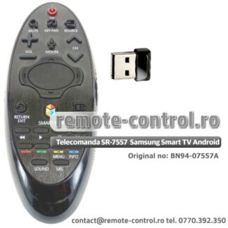 Telecomanda SR7557 SAMSUNG UA55HU9800 Android Smart TV